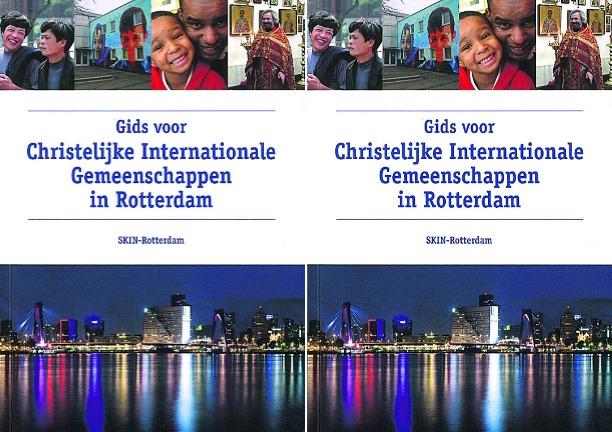 Gids voor Christelijke Internationale Gemeenschappen in Rotterdam (2015)