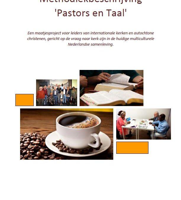 Methodiek Pastors & Taal (2018)