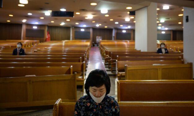 Coronavirus and church