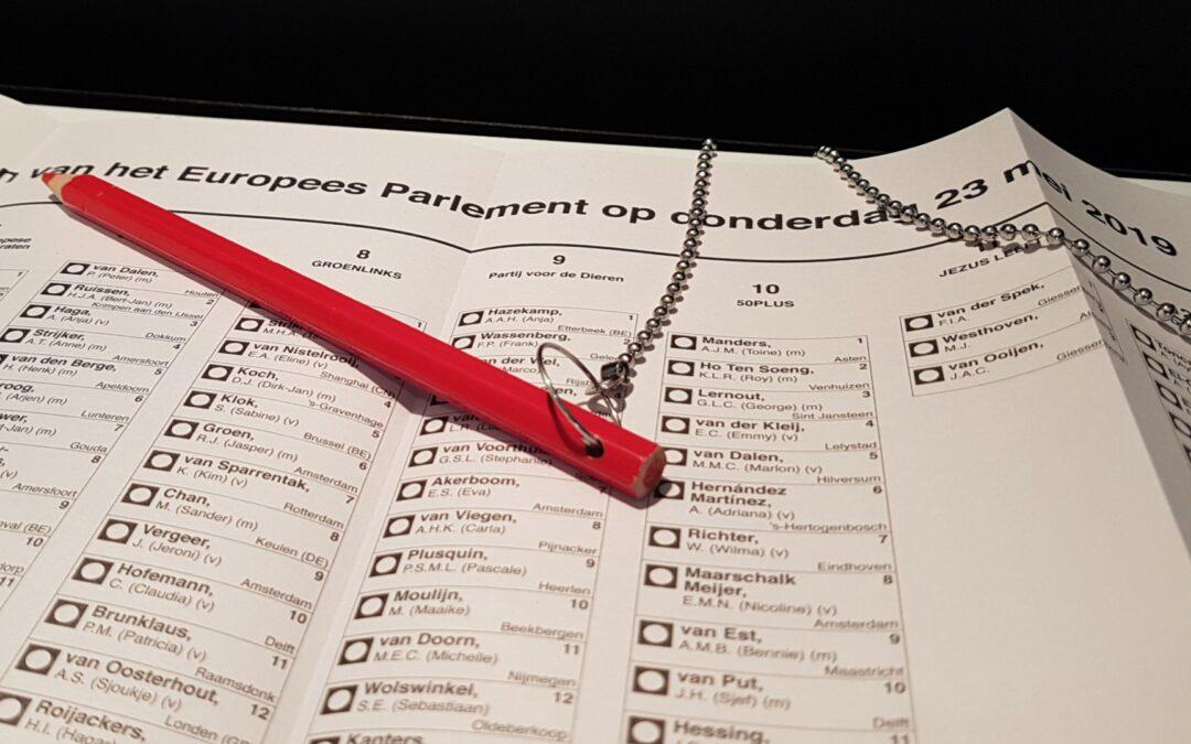 Landelijke Verkiezingen  17/03/2021