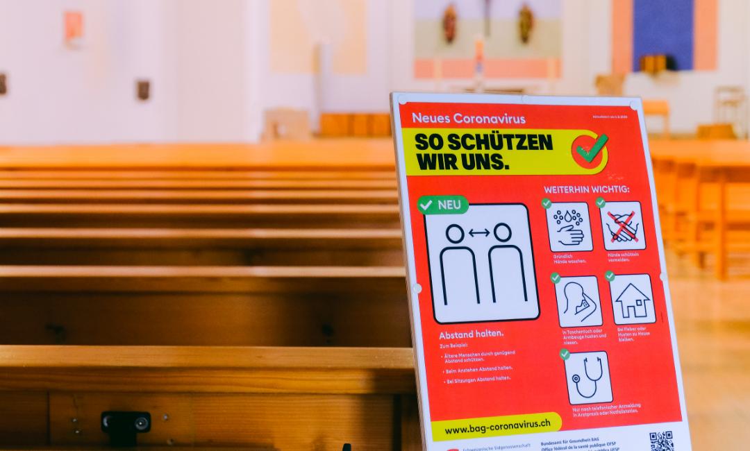 Coronavirus en kerk