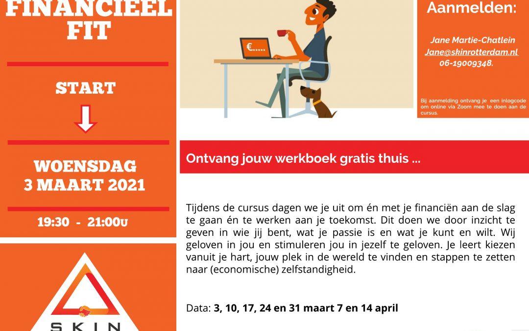 Cursus Financieel Fit 03/03/2021