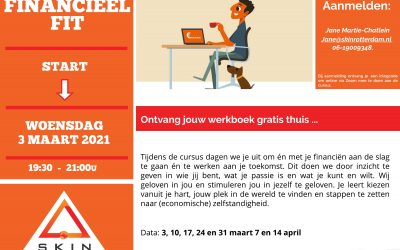 Cursus Financieel Fit 03/03/2021