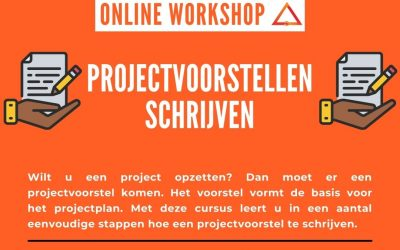 Online Course  Projects and Fundraising 28/09/2021