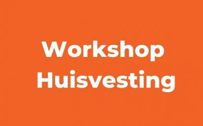 Online Workshop on housing churches  26/10/2021