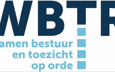 Workshop nieuwe Wet Bestuur en Toezicht Rechtspersonen (WBTR) 28/06/2021