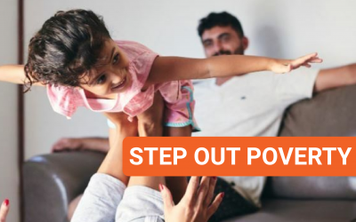Step out of poverty